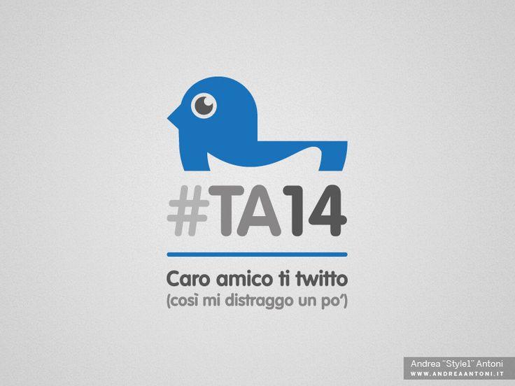 #TA14 a #Bologna! Motto ispirato al grande Lucio Dalla