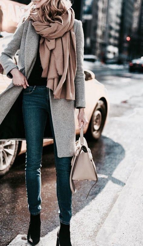 Mode, Stil, Ootd, Wintermantel, Winterkleidungsideen – Winter Mode