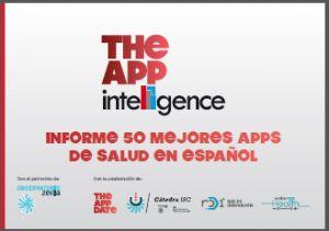 Informe 50 mejores Apps de Salud en Español (The App Date)- InformeTICfacil.com