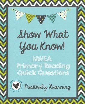29 best NWEA Kindergarten images on Pinterest