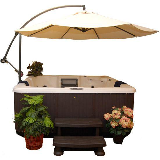 LifeSpas Umbrella - Hot Tubs - Spas - Factory Direct Prices