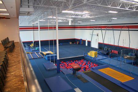 Gymnastics and Preschool Facility | USA Youth Fitness Center