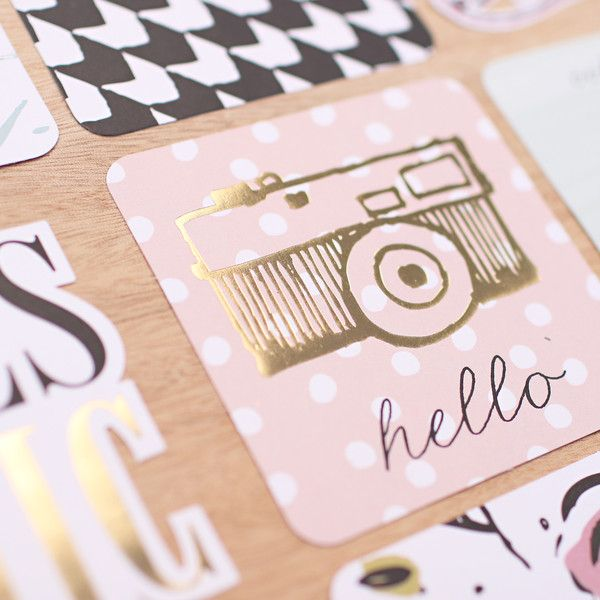 These 4x4 cards are the perfect addition to any project and will fit in all of our Photo Pocket Page designs that allow for 4x4 square images - including our ne