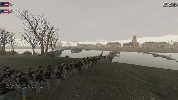 North And South - Battle of Fredericksburg - Civil War Combat - Warband ...