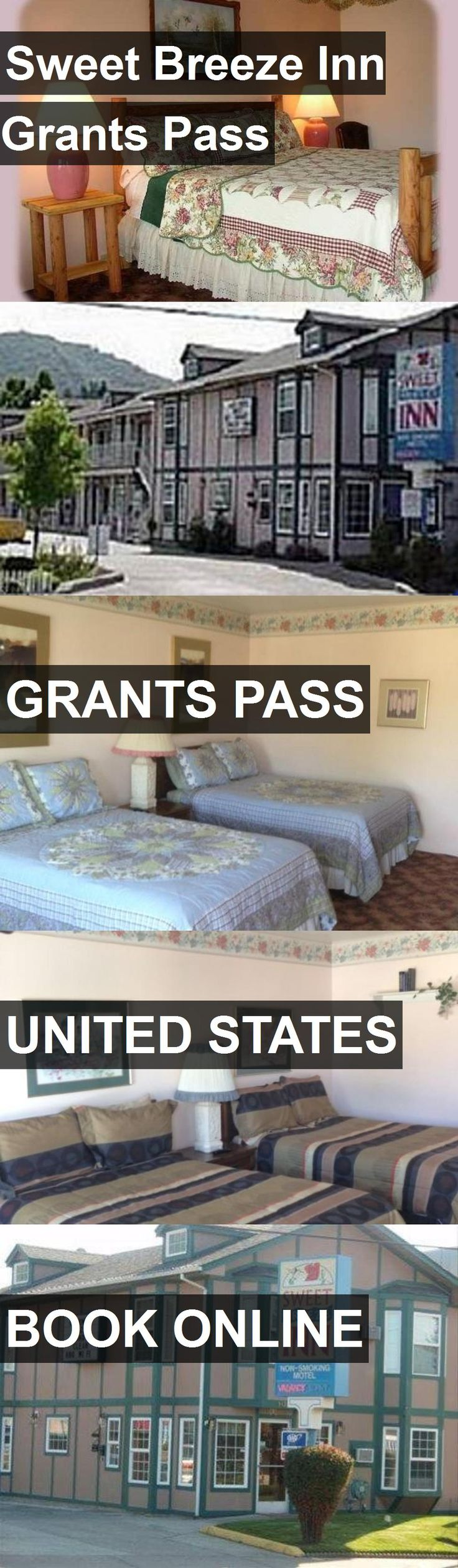 Hotel Sweet Breeze Inn Grants Pass in Grants Pass, United States. For more information, photos, reviews and best prices please follow the link. #UnitedStates #GrantsPass #SweetBreezeInnGrantsPass #hotel #travel #vacation