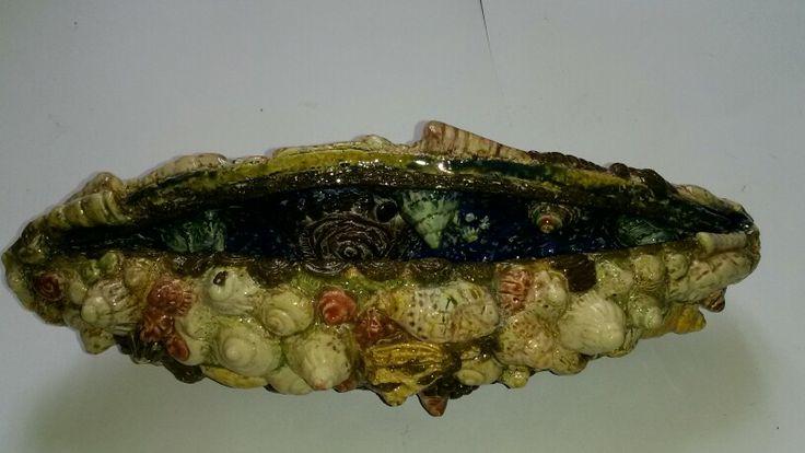 SEASCAPE Ceramice earthenware glaze