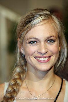 Actress Julie Engelbrecht