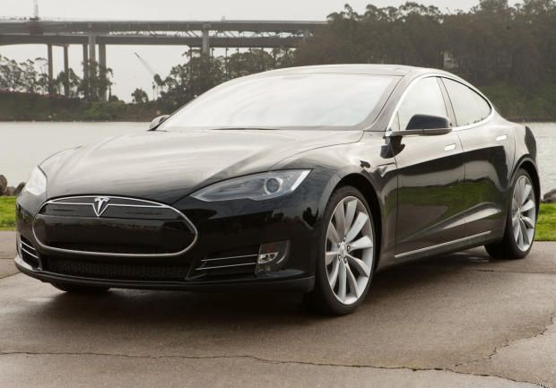 The ONLY Electric car with Exceptional Range, Power, and unreal Looks.  The Model S not only delivers more range than any other production electric car, Tesla has completely rethought the cabin interface and electronics.