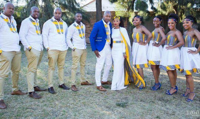 venda wedding