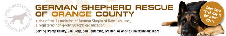 German Shepherd Rescue of Orange County (GSROC) is a non-profit 501c(3) charity organization dedicated to rescuing, rehabilitating and re-homing purebred German Shepherd Dogs that have no where else to turn. We are an all volunteer organization with no paid staff. We are funded entirely by private donations and receive no government support. Dogs for adoption are housed in foster home situations a...nd in private boarding facilities. Currently, we do not own our own kennel facility, but our…