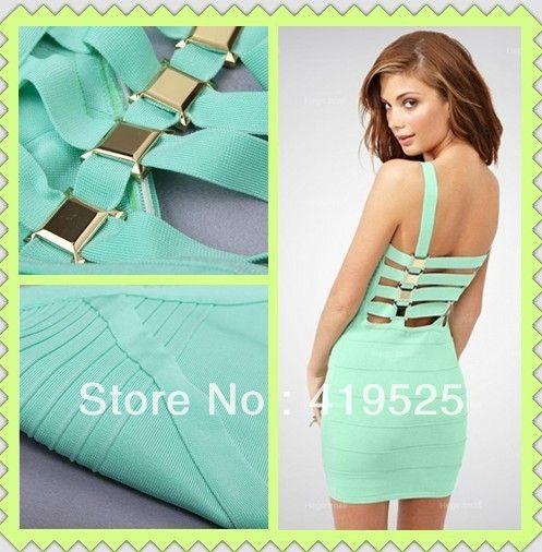 Cheap bandage dress with free shipping