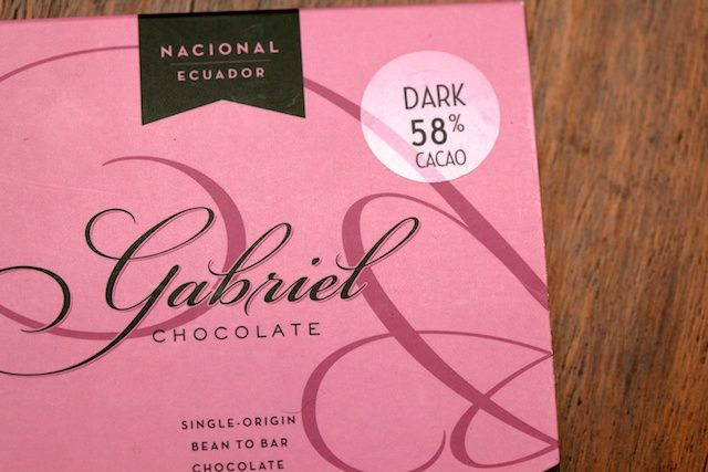 Quite possibly one of the best 'approachable' dark chocolates at 58%.