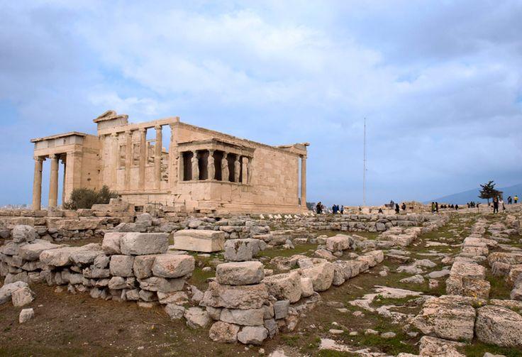 Athens  The Acropolis – Parthenon via @revealgreece