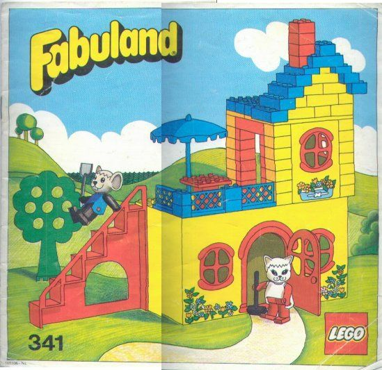 Fabuland - this was my favorite toy when I was a kid!!!!!!!!!!!!!!!!!!!!!!! Wish I could buy it...