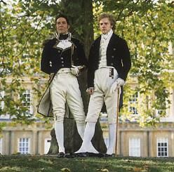 This is similar to the style I'm going for when I finally get my act together on the Regency sewing front