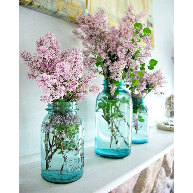 how to get lilacs to last