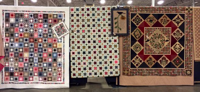 Dulles Expo Center Show going on!! | Primitive Gatherings Blog