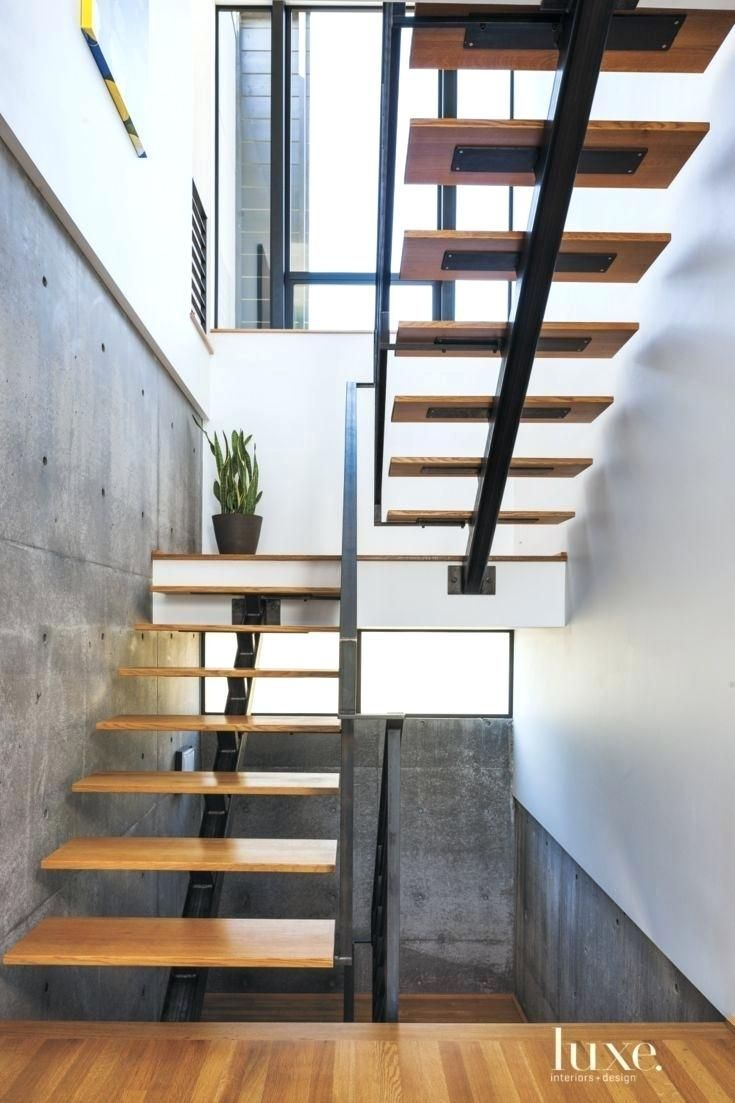 Decoration Staircase Contemporary Brilliant Design Modern