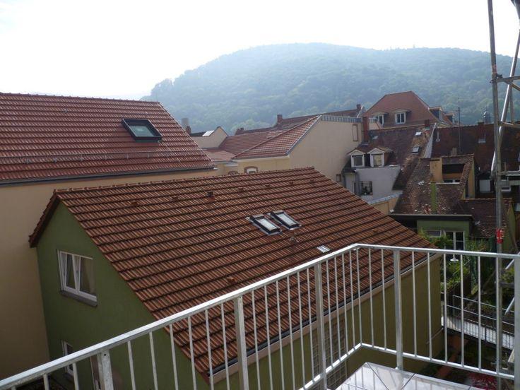 Moderne 2-Zimmer-Wohnung in der Heidelberger Altstadt mit Balkon 700 iunie