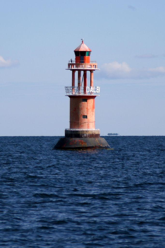 Gustaf Dalén Lighthouse, Aland, Finland