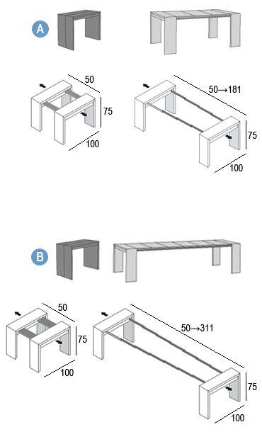 7 best tavoli moderni - arredamento moderno images on pinterest - Arredamento White Elephant