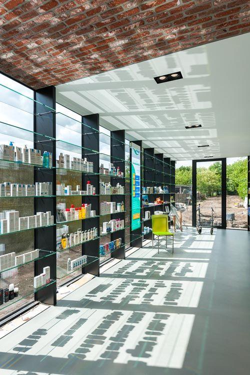 TEEK nieuwbouw apotheek Berendrecht