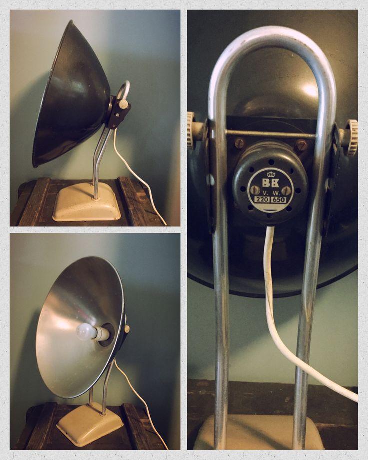 BK lamp