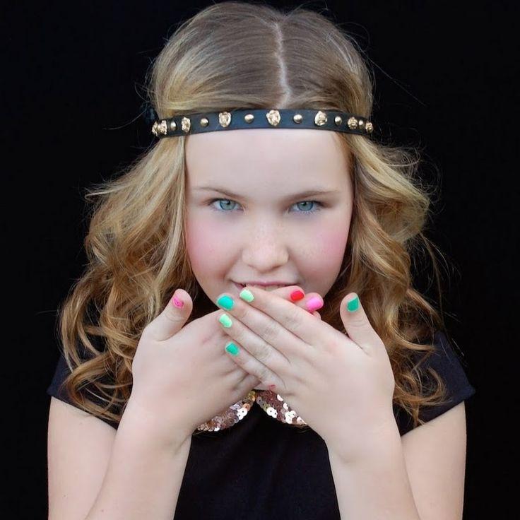 12 jarige Joy van kanaal BeautyNezz groeit zeer snel met haar vlogs