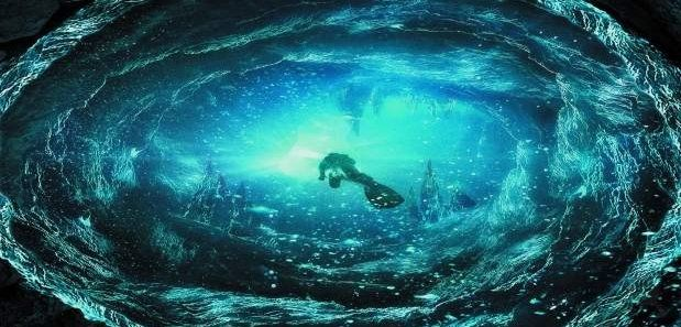 """Mysterious Unexplained Sounds Coming From The Ocean - What Is Really Down There? - MessageToEagle.com Behemoth, Sea Serpent, or Kraken?  Last """"whistle"""" sound is the scariest voice and maybe moving earth plates.  That sound could give you a heart attack.  Be warned."""