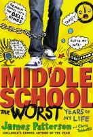 """When Rafe Kane enters middle school, he teams up with his best friend, """"Leo the Silent,"""" to create a game to make school more fun by trying to break every rule in the school's code of conduct.James Of Arci, James Patterson, Middle Schools, Best Friends, Book Worth, Middleschool, My Life, Worst Years, Children Book"""