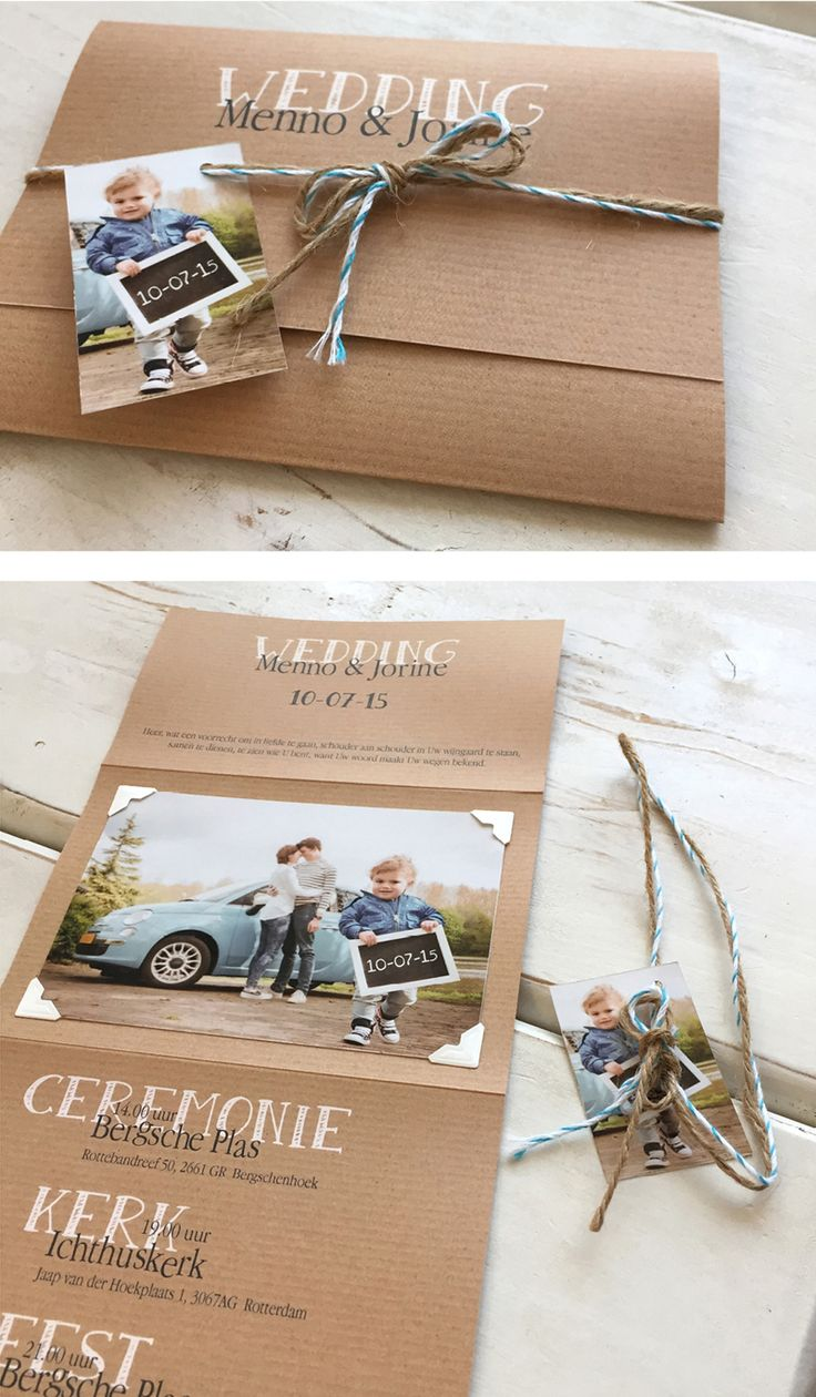 Leuke stijl, leuk met de foto. Letters over elkaar heen iets te druk, symbolen en korte tekst leuker.