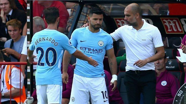 Aguero still Man City's most important player, Kompany not far behind