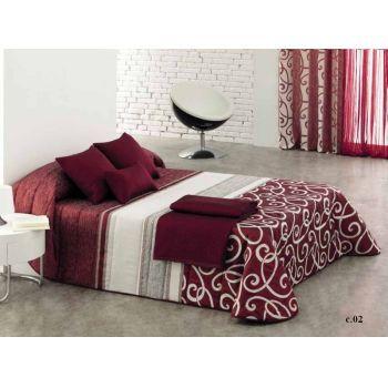 Cuvertura de pat BET 3B matlasata Alege o cuvertura de pat pentru un plus de culoare in dormitorul tau! #cuvertura #cuverturapat #bedcover #DecoStores #decoratiuni #decoratiuniinterioare