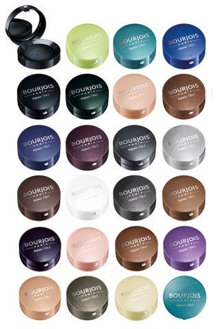 Bourjois eyeshadow (Lisa Eldridge top budget product)