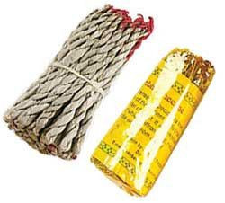 Lumbini Tibetan rope incense 45 ropes
