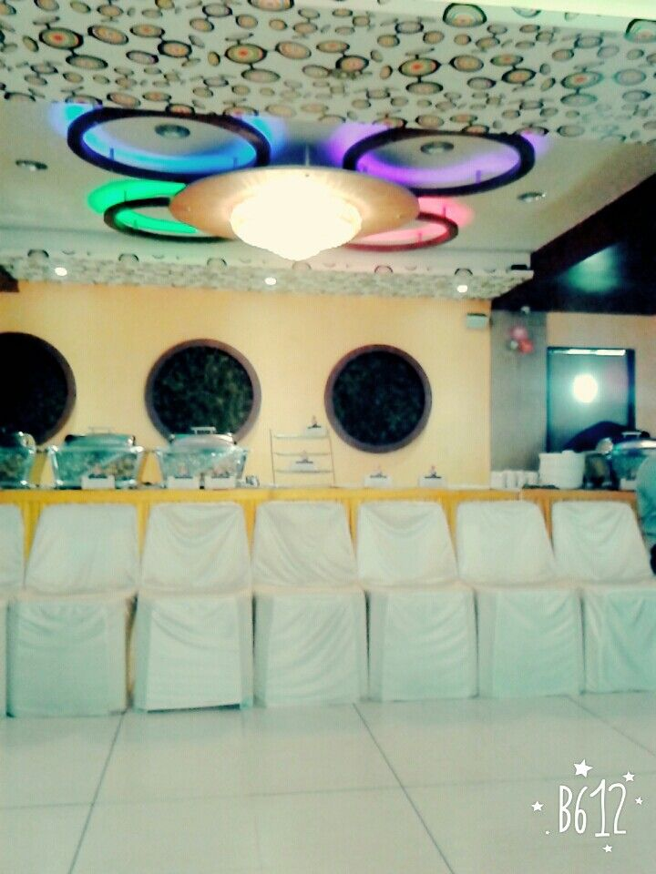 Well decor celing
