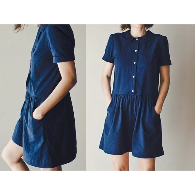 New post up about my Sezane inspired Peterpan shirt dress. I'm new to the terminology, but I think the way I made it is referred to as #patternhacking #sewing #sewingaddict #sewingblogger #memade #handmadewardrobe #patternhack #sewcialists