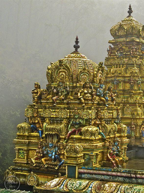 https://flic.kr/p/9gDAie | Seetha Amman Temple | at Seetha Eliya, Sri Lanka