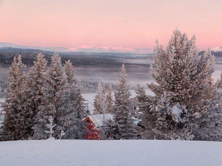 Jotunheimen, Gala in Northern Norway.