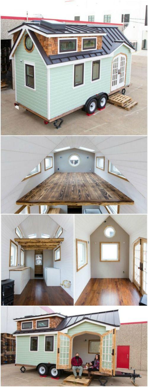 25+ Best Tiny Houses Ideas On Pinterest | Tiny Homes, Mini Houses And Tiny  House Design