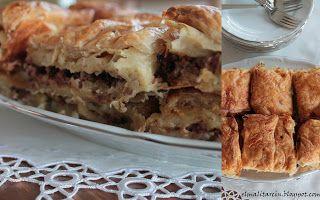Tadı Damağımda: Milföy ve Yufka Hamuru ile Börek
