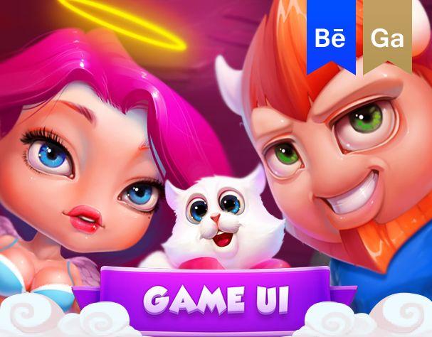 Ознакомьтесь с этим проектом @Behance: «Hellish Stan - Game Art» https://www.behance.net/gallery/36036423/Hellish-Stan-Game-Art
