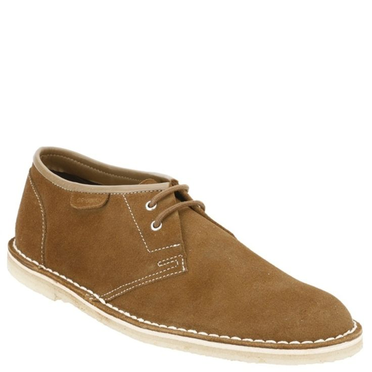 Clarks Originals 'Jink' in cola suede