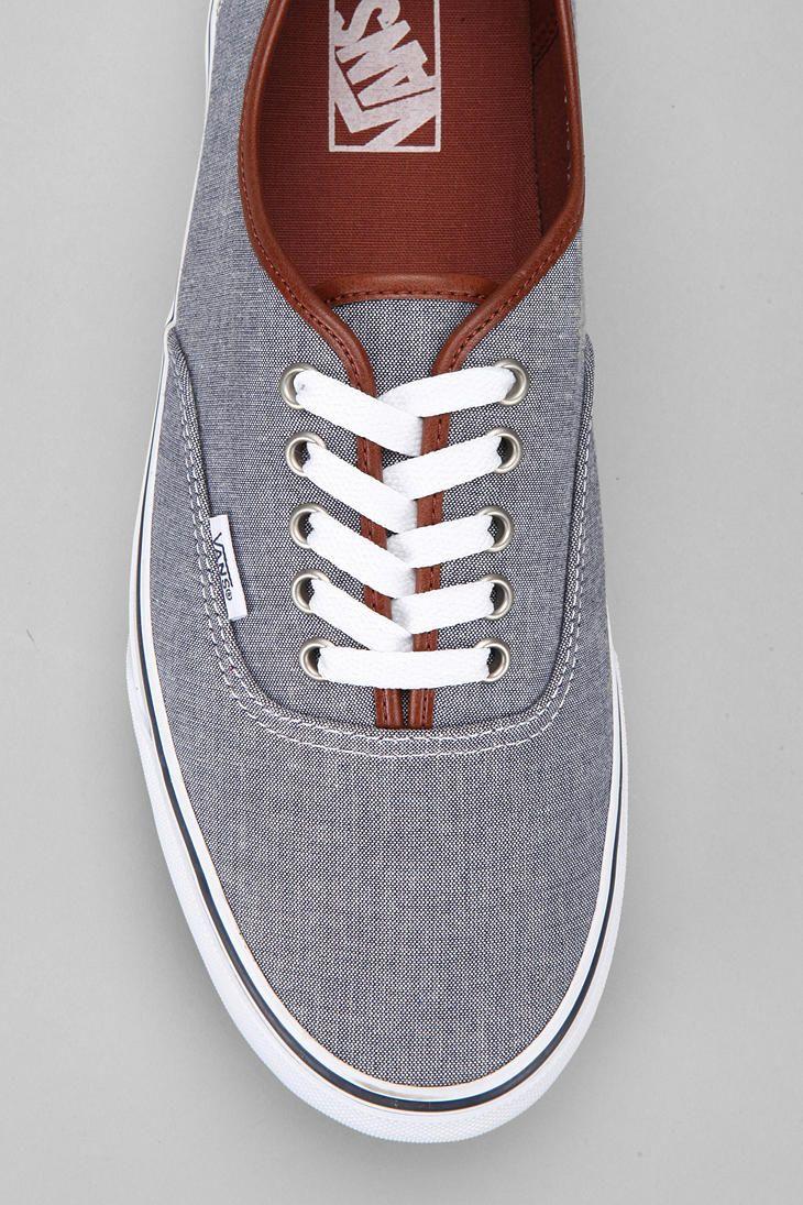 Vans Authentic Chambray Men's Sneaker