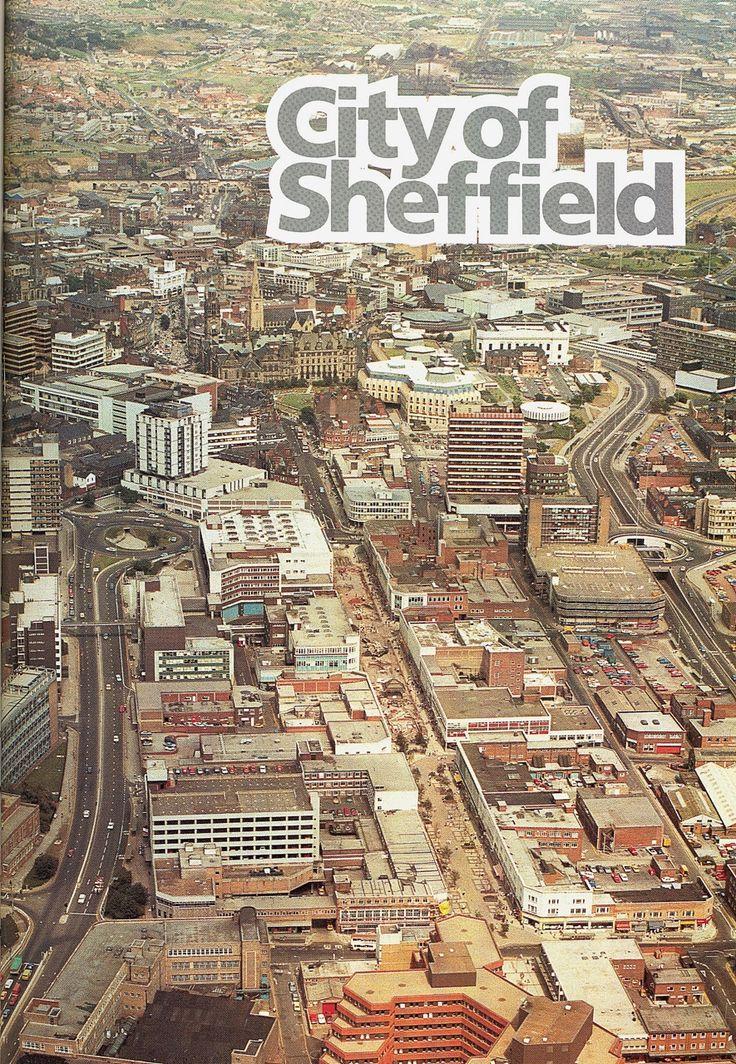 sheffield 1980s #socialsheffield