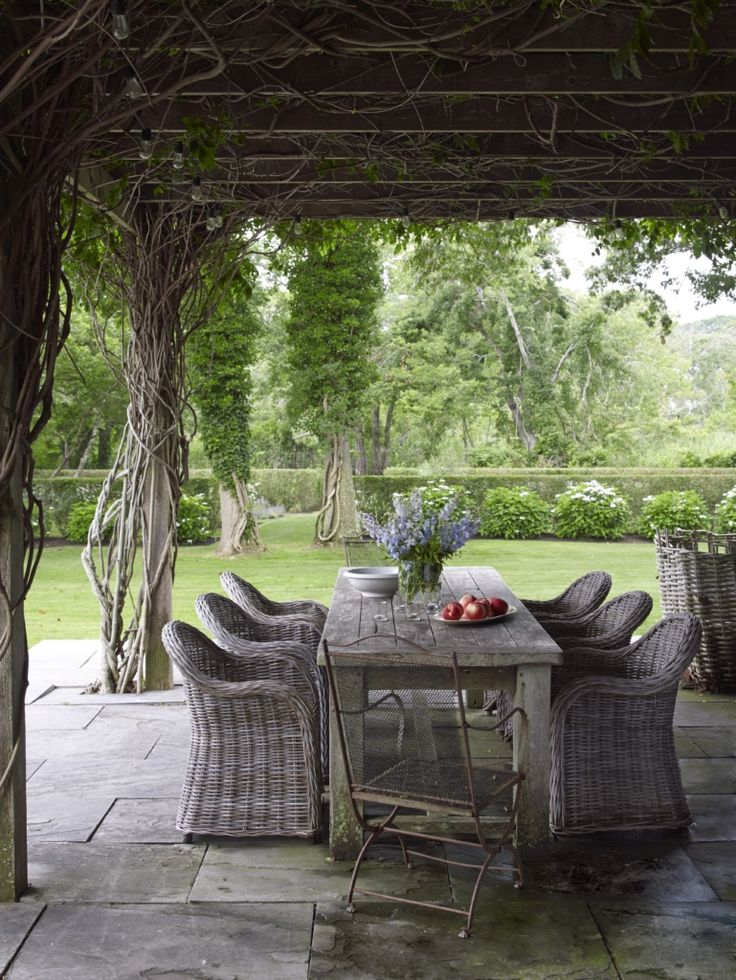 Houses and Gardens of the Hamptons