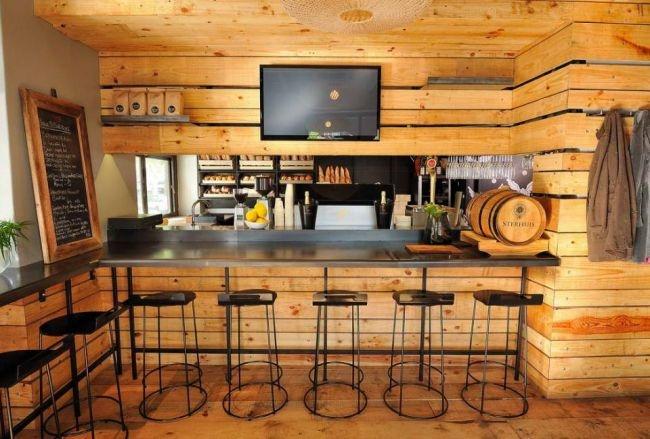 Jason Bakery Interiors by SITE Interior Design.