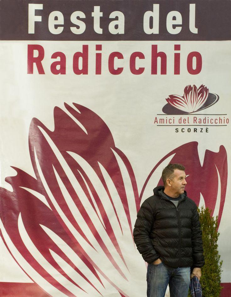 Festa del Radicchio a Rio S. Martino #radicchio #igp #treviso