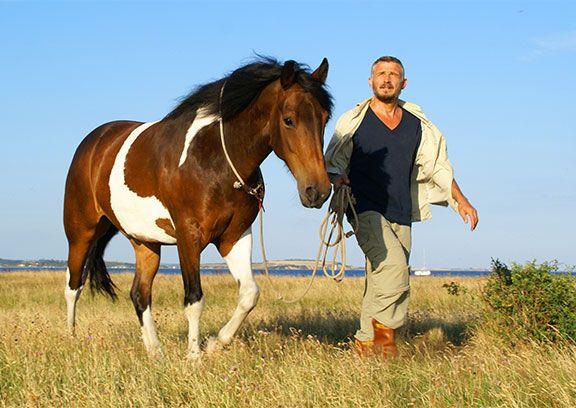 Klaus Ferdinand Hempfling: he dances with horses