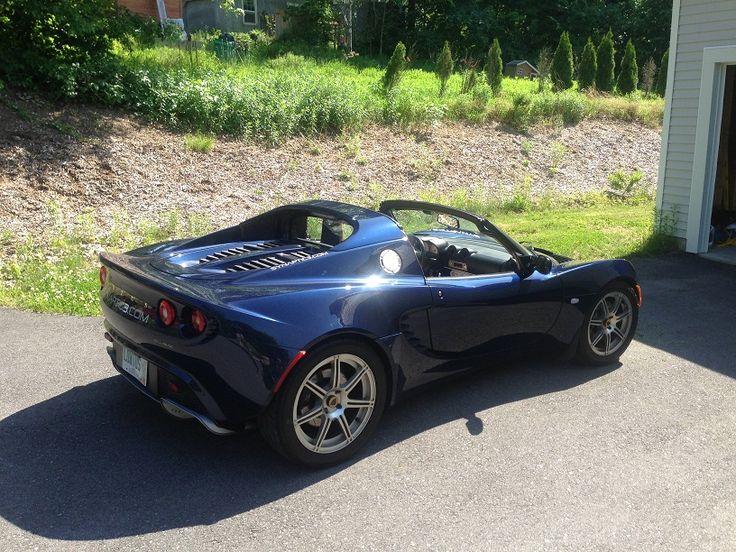 2005 Lotus Elise For Sale Nightfall Blue